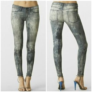 🇺🇸 RICH AND SKINNY LEGACY Skinny JEAN-low rise